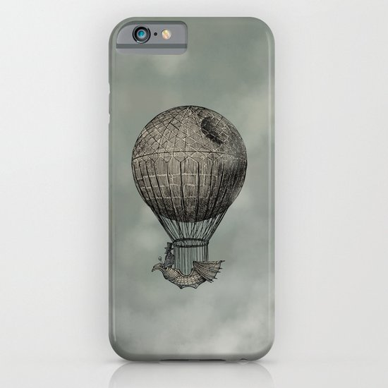 Dark Voyage iPhone & iPod Case