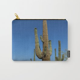 In The Sonoran Desert Carry-All Pouch