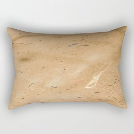 Remains at the Surface I, Killing Fields, Cambodia Rectangular Pillow