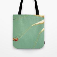 Steadier Footing Tote Bag