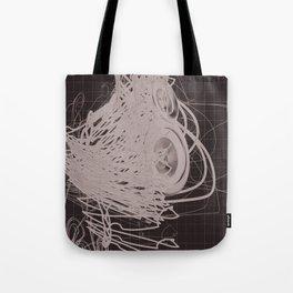 Abstruction Tote Bag