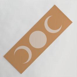 Moon Minimalism - Desert Sand Yoga Mat