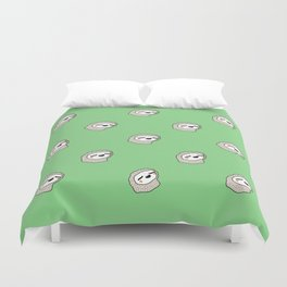 Sloth Party! Duvet Cover