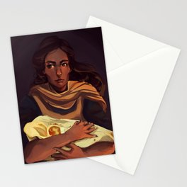Necromancy Stationery Cards