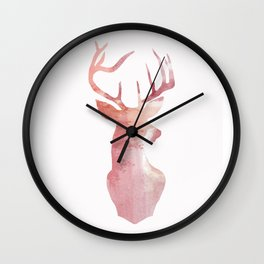 Dreaming Forest Wall Clock