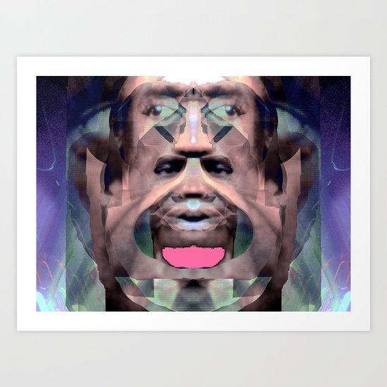 Cosby #16 Art Print