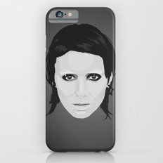 Lisbeth and Mikael / The Girl with the Dragon Tattoo iPhone 6s Slim Case