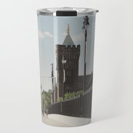 Light Rail City Travel Mug