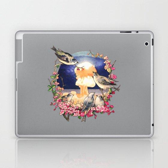 Second Sun - colour option Laptop & iPad Skin