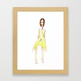 Yeallou Framed Art Print