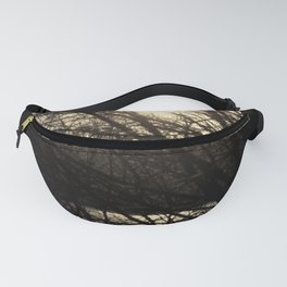 Sunset Abstract Fanny Pack