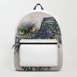 Approaching to you_Owl 5 Backpack