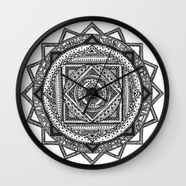 A Harmony Wall Clock
