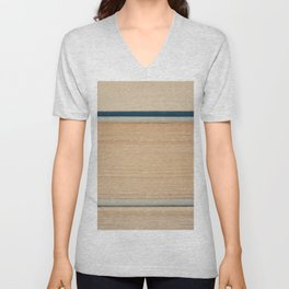 the pages of a book ... Unisex V-Neck