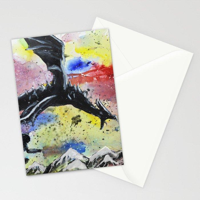 Pursuit Stationery Cards