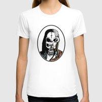 kurt cobain T-shirts featuring Skull Cobain by zombieCraig by zombieCraig