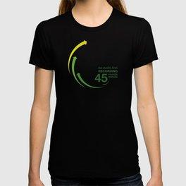 45rpm be.audio.fool T-shirt