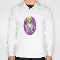 spiritual Hoodies featuring Spiritual Transformation by Kaleidoscopic