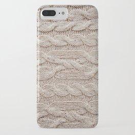 sweater iPhone Case