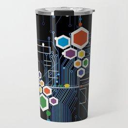 Circuitry Travel Mug
