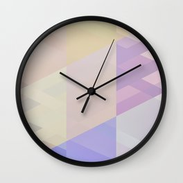 The Clearest Line XII Wall Clock