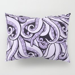 Ursula The Sea Witch Inspired Pillow Sham