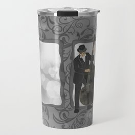 Double Bass Travel Mug
