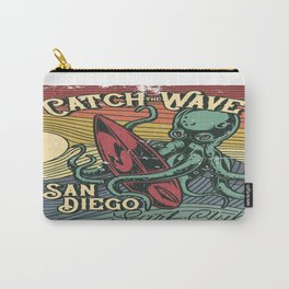 Catch the Wave Carry-All Pouch