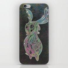 Spacebun iPhone & iPod Skin