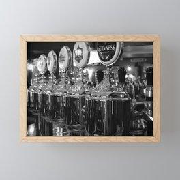 Draft beer Framed Mini Art Print