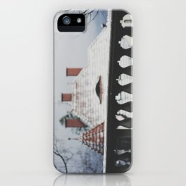 linz 8 iPhone Case