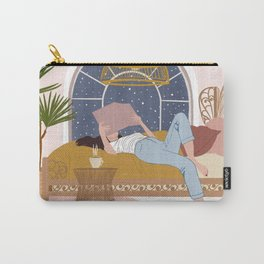 Cosy Winter Nights Carry-All Pouch