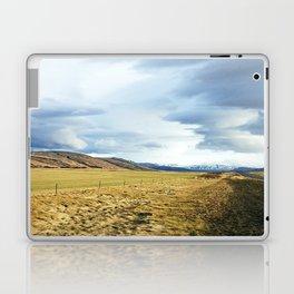 Nothing but sky Laptop & iPad Skin