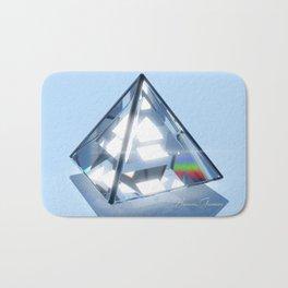 Sacred Geometry - Tetrahedron Bath Mat