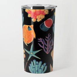 Sea world Travel Mug