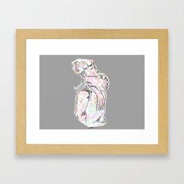 Feelin' Good Framed Art Print