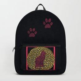 Cat Day Dreams Backpack
