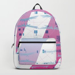 Abstract wings of freedom Backpack