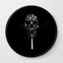 Skull Pop Wall Clock