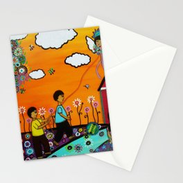 Pipangelo Whimsical Painting Stationery Cards