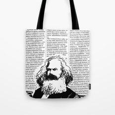 scribbler Tote Bag