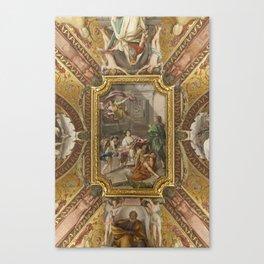 Vatican IV, Rome Canvas Print