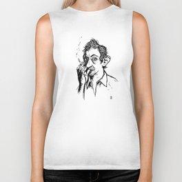 Monsieur Gainsbourg Biker Tank