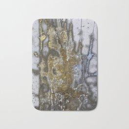 Natural abstract art background Bath Mat
