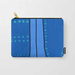 Denim Jeans Carry-All Pouch