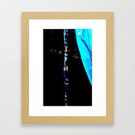 Crystal Clear Water  Framed Art Print