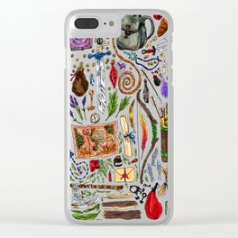 Fantasy Supplies Clear iPhone Case