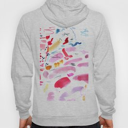 Abstract Swashes Hoody