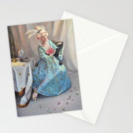 Iconic Women: Marie Antoinette Stationery Cards