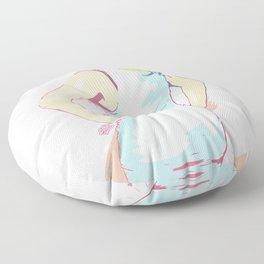 Le Bang Bang Floor Pillow